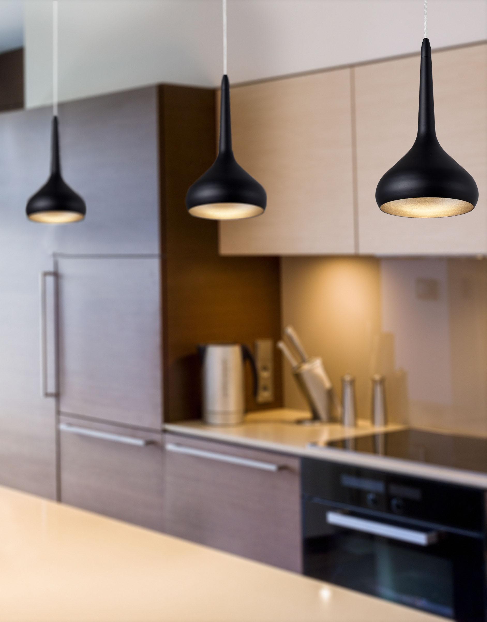 3 conseils pour bien éclairer une cuisine