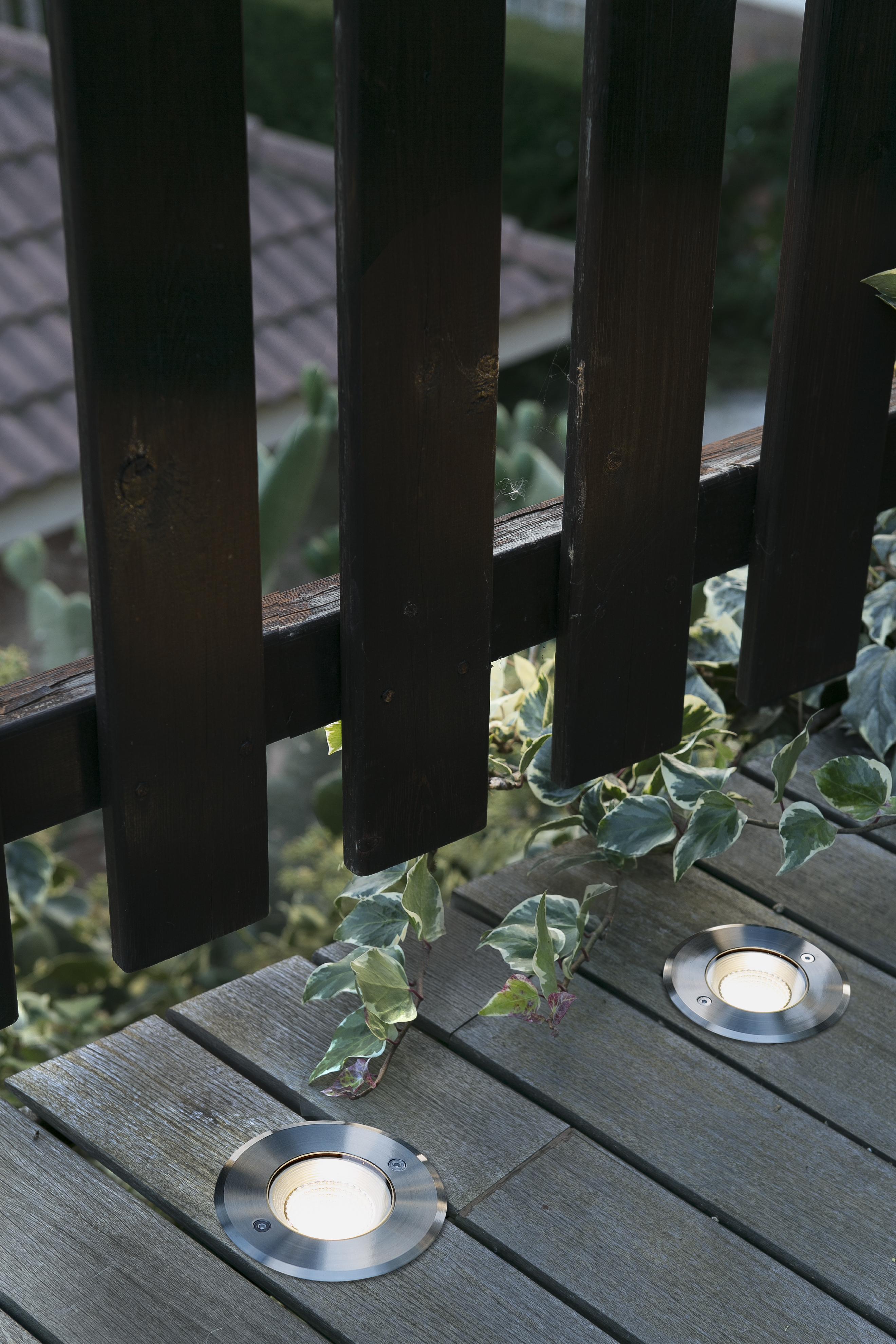 Conseils et astuces pour installer des spots encastrés sur une terrasse